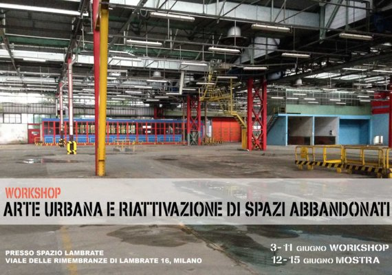 <p>Workshop + Mostra</p>